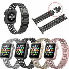 Stainless Steel Watch Band Strap Bracelet For Apple Watch Series 38 40 42 44mm