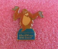 Pins WALT DISNEY HOME VIDEO Livre De La Jungle LE ROI LOUIE