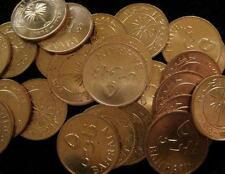 Bahrain 5 Fil 1965 BU lot of 25 BU coins