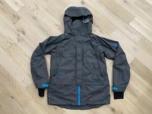 686 Plexus InfiDry 20K Waterproof Recco Technology Snowboarding Jacket Size M