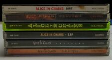 Alice In Chains - Lot of 6 Columbia CD's GRUNGE ROCK SEE PICS FOR TITLES
