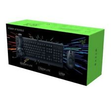 Razor Power Up Gaming Bundle Kraken X lite Cynosa Viper Headset,mouse, Keyboard