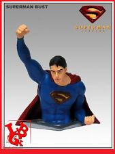 Buste SUPERMAN RETURNS Dc Direct Comics Man of Steel  # NEUF #
