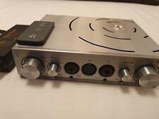 iFi Audio Pro iCan Studio-Grade Headphone Amplifier used