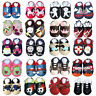 Soft Sole Leather Baby Shoes Boy Girl Infant Kids Gift Prewalker Moccasin 0-3 Y