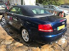 2006 AUDI A4 CABRIOLET 1.8 T SPORT M-T CONVERTIBLE - LEATHR, ALLOYS, REALLY NICE