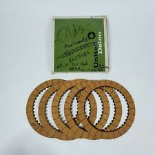 65-77 Buick Chevy Olds Pontiac TH400 Trans Clutch Plates LOT of 5 GM 8623483 NOS