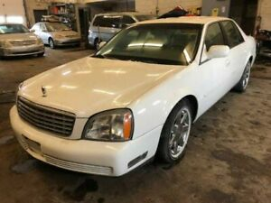 Driver Left Front Door Glass Without Armored Fits 00-05 DEVILLE 84263