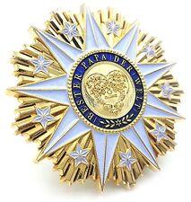 Ausgefallenes Geschenk - Bester Papa der Welt - Orden mit edler Samtschatulle