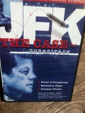 JFK The Case for Conspiracy DVD John F. Kennedy Assassination Lee Harvey Oswald