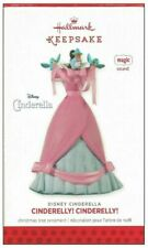 Hallmark Cinderelly Cinderelly Disney Cinderella Dress Ornament 2013 Magic Sound