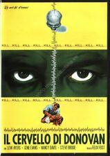 Il cervello di Donovan (1953) DVD