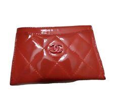Chanel Card Holder Wallet pink