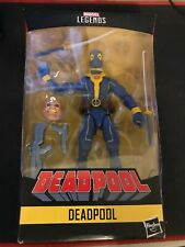 Hasbro Marvel Legends Series Deadpool Collection 6-inch Deadpool Action Figure