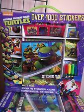 Teenage Mutant Ninja Turtles Sticker Box 1000 stickers
