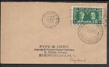 PITCAIRN ISLAND 1935 TO UK