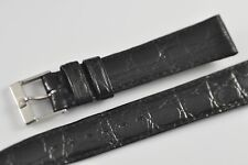 16mm Omega Vintage Band Strap with Buckle