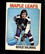 1975-76 O-Pee-Chee #283 Borje Salming EX (ref 98680)