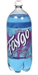 Faygo Cotton Candy 2 Liter Soda Pop (1) Bottle