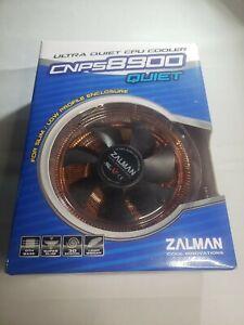 ZALMAN CNPS8900 Quiet 110mm PWM Fan Long Life Bearing Ultra Quiet CPU Cooler