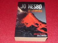 [BIBL H y J.OSWALD P] JO nesbø / EL LEOPARDO (Harry HOLE) 2011 Série Negro