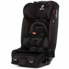 New ListingDiono Radian 3Rxt, 4-in-1 Convertible Car Seat - Jet Black - Open Box