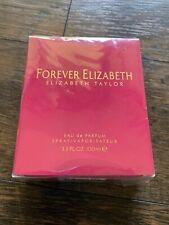 ELIZABETH FOREVER By Elizabeth Taylor EDP PERFUME SPRAY 3.4 OZ NEW IN SEALED BOX