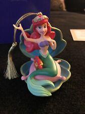Disney Grolier President Edition Little Mermaid 30th Anniversary Ariel Ornament