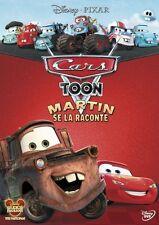 DVD DISNEY MARTIN SE LA RACONTE -CARS  TOON