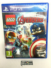 PS4 JEU VIDEO LEGO AVENGERS - MARVEL