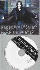 CD--FABRIZIO CASALINO - SINGLE -- COME UN ANGELO