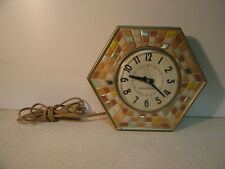 General Electric Tile Clock