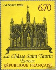 Postfrisch 1988 Pietà Von Quarton kompl.ausg. Frankreich 2694