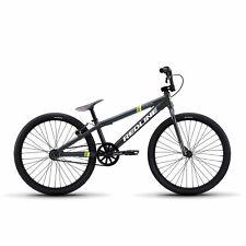 "Redline BMX MX24 24"" Gray Aluminum Frame Lightweight Race Bike"