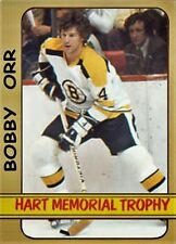 BOBBY ORR ACEO ART CARD ### BUY 5 GET 1 FREE ### or 30% OFF 12 HART TROPHY