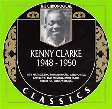 1948-1950 by Kenny Clarke-CLASSICS CD NEW