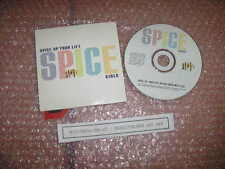 CD Pop Spice Girls - Spice Up Your Life (1 Song) Promo MCD VIRGIN