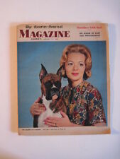 Louisville Courier Journal Magazine, 1964. Westminster Dog Show Champion!
