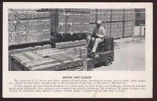 Postcard DALLAS TX  Mitchell Co WWII Army/Navy Munitions Factory #14 view 1940's