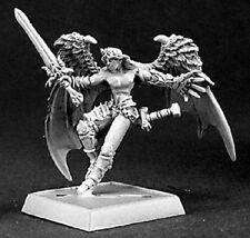Incubus Darkspawn Adept Reaper Miniatures Warlord Demon Devil Wings Sword Melee