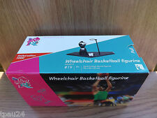 Corgi London 2012 Paralympics Pictogram Figurine #19 Wheelchair Basketball