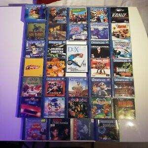 Dreamcast spielesammlung