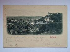 LUBIANA LAIBACH Ljubljana Slovenia Slovenija AK old postcard