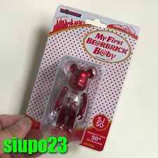 Medicom 100% Bearbrick ~ My First Baby Red Be@rbrick SJ50