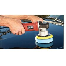 6 in. 5.7 Amp Heavy Duty Dual Action Variable Speed Polisher Buffer Sander