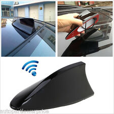 1Pcs Shark Fin Antenna Radio Signal Roof Aerial Universal For Car SUV Truck Van