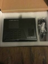 Compumatic Xls Bio V2 Biometric Fingerprint Time Clock System
