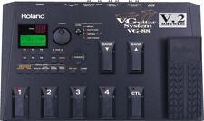 ROLAND In buonissima condizione-88 V2 VERSION 2 V-GUITAR SYSTEM Modellazione Chitarra Effetto Pedale + GKC5