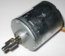 Nidec 22H BLDC Motor - 24 V - 5000 RPM - 12 Poles - Hall Effect Commutation