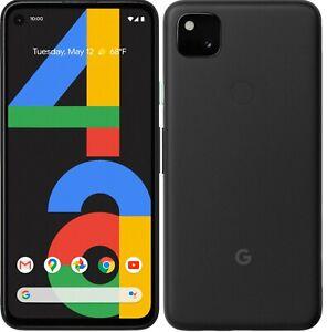 NEW Google Pixel 4a G025J 128GB 4G LTE Factory Unlocked Smartphone